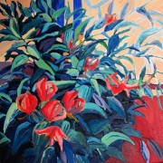 Gloriosa Lily; Oil; NFS