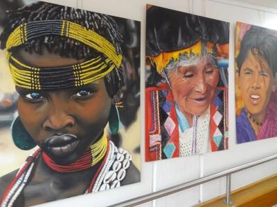 Spectacular Artworks on display