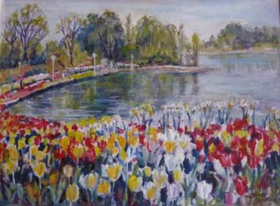 Vivien Christian Tulips