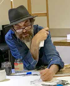 Stephen Hall at the September 2019 General Meeting